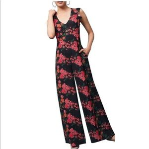 NWT Authentic Jumpsuit Anthropologie